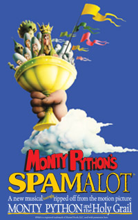 Monty Python's Spamalot Poster