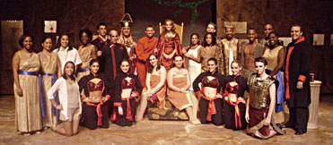 Aida Cast Photo