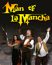 Man of LaMancha Art